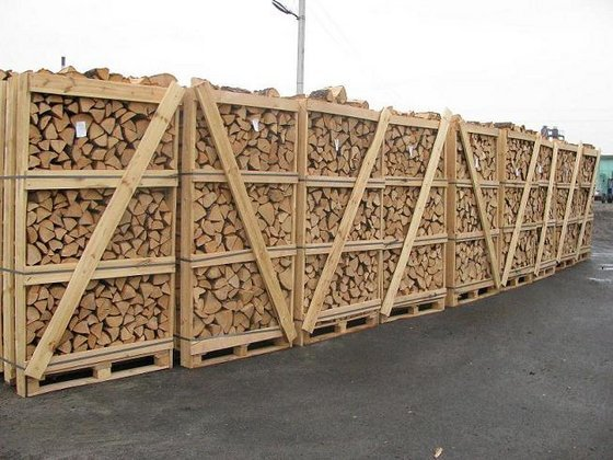 HIGH QUALITY FIREWOOD