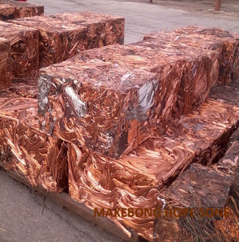 Buy Copper wire scraps