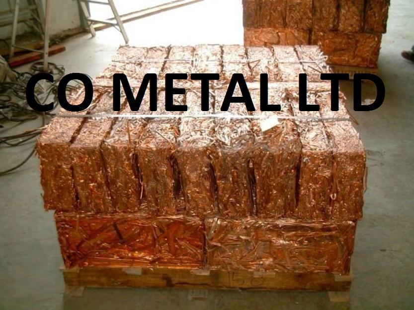 Buy 99.9% pure copper scrap and aluminum UBC scrap ready for instant sales