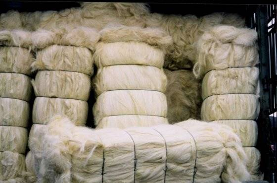 Buy Available offer 100% Sisal Natural Fiber/ natrual sisal fiber for rope ,sisal twine,sisal