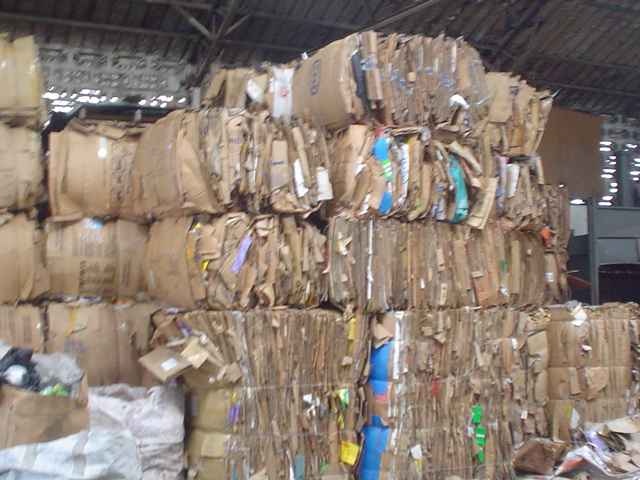 Buy Avalialbe Quality used cardboard waste paper and selected OCC waste paper scrap
