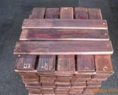 Copper Ingots available with good price