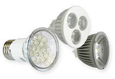 Lampes à faible consommation d'énergie LED