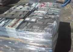 Used Car And Truck Battery Scrap available