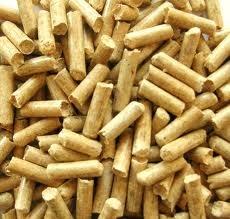 Wood pellets 6mm to 8mm