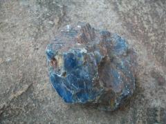 Rough Blue Cameroon Sapphire Available