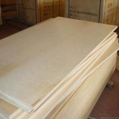 Plywood for wooden ceilings