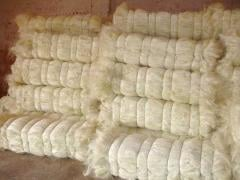 I offer 100% Sisal Natural Fiber/ natural sisal fiber for rope ,sisal twine,sisal