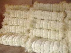 I offer 100% Sisal Natural Fiber/ natural sisal