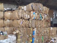 Avalialbe Quality used cardboard waste paper and selected OCC waste paper scrap