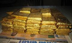 Gold Bars, Nuggets and Dust Suppliers