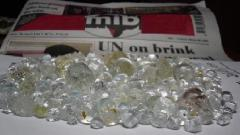 We sell Rough Diamonds stones